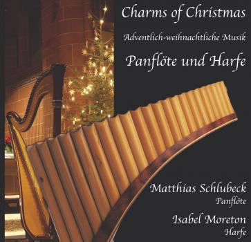 Cover - Charms of Christmas - Schlubeck / Moreton